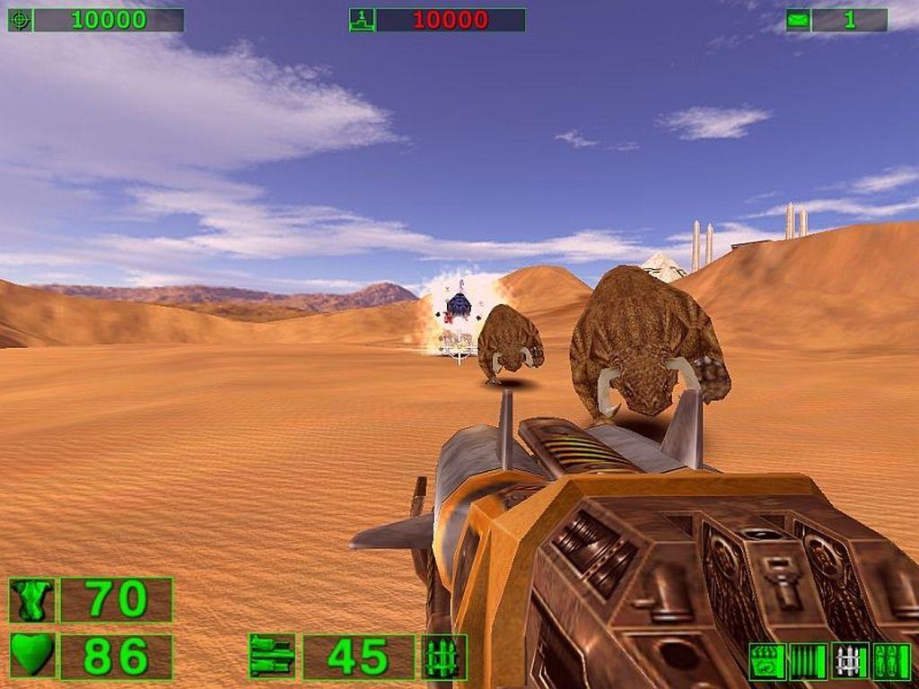 Скриншот к игре Serious Sam - Anthology / Serious Sam - Антология (2001-2013) PC | RePack от R.G. Механики