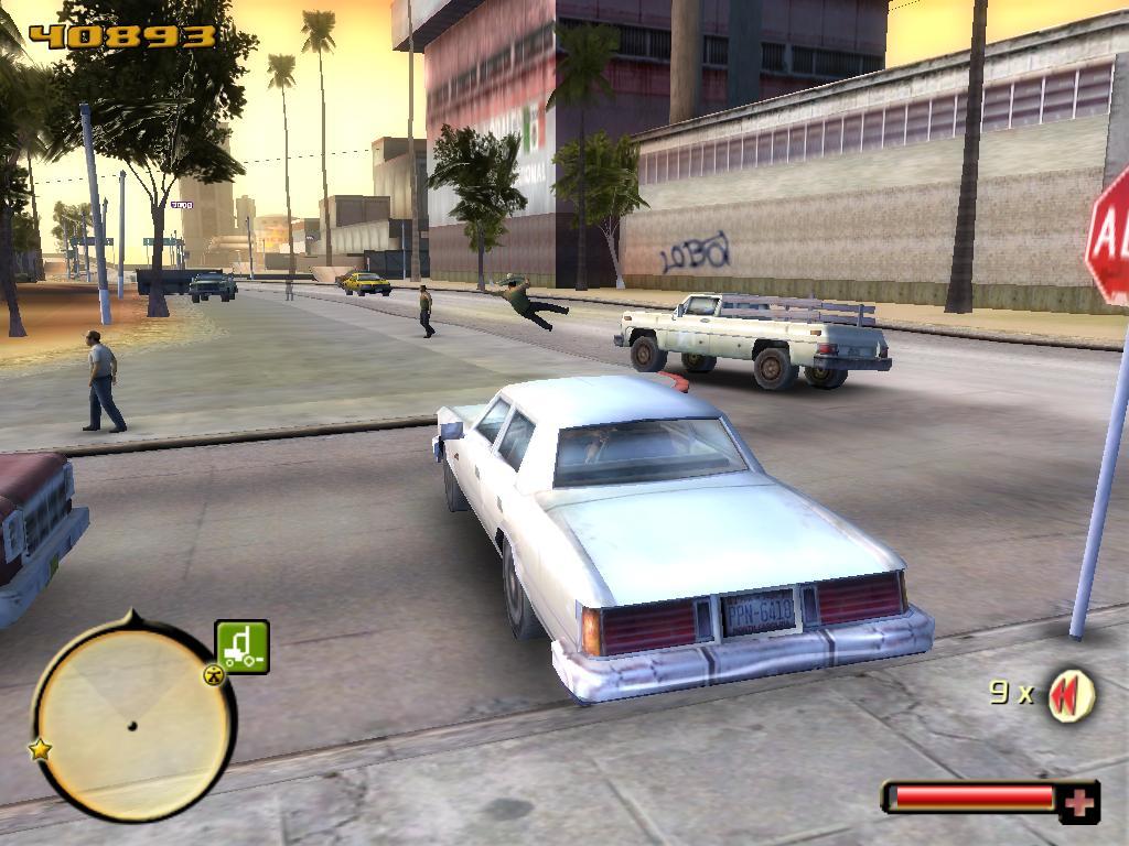 Скриншот к игре Total Overdose (2005) PC | RePack от R.G. Механики