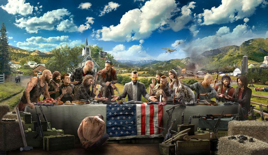 Скриншот к игре Far Cry 5
