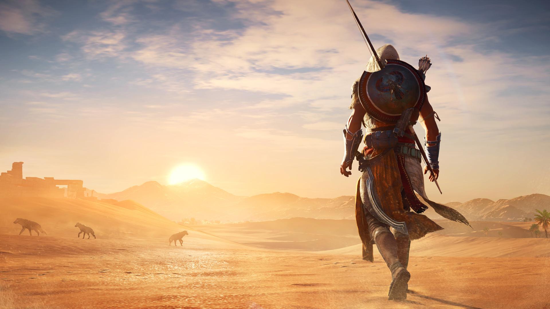 Скриншот к игре Assassin's Creed Origins