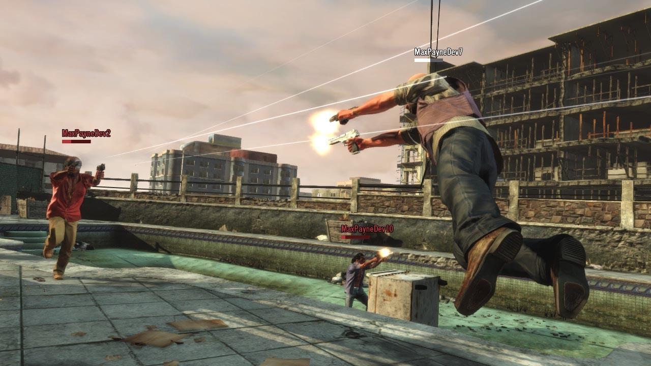 Скриншот к игре Max Payne 3: Complete Edition [v 1.0.0.196] (2012) PC | Repack от R.G. Механики