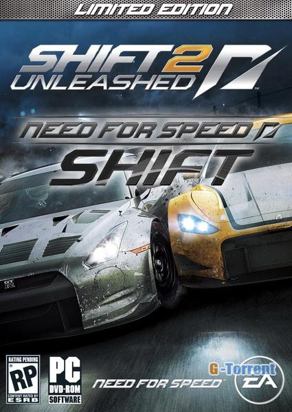 Need for Speed Shift: Dilogy
