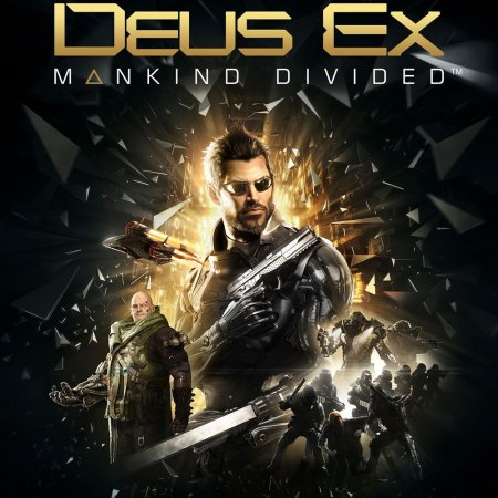 Deus Ex: Mankind Divided - Digital Deluxe Edition