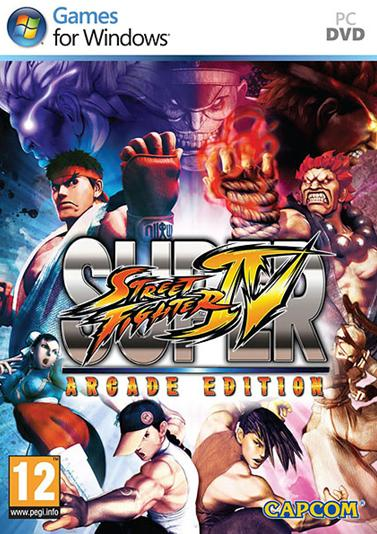 Street Fighter 4: Arcade Edition