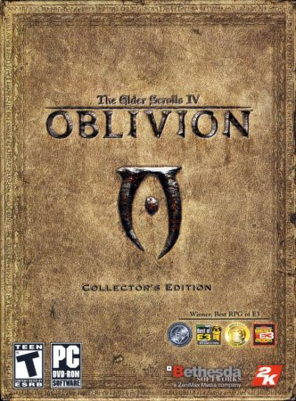 The Elder Scrolls IV: Oblivion - Gold Edition