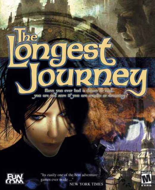 The Longest Journey: Dilogy