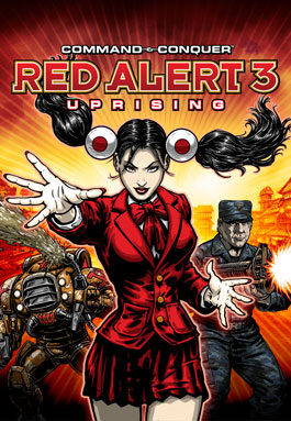 Command & Conquer: Red Alert 3 - Dilogy