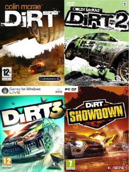 DiRT: Anthology