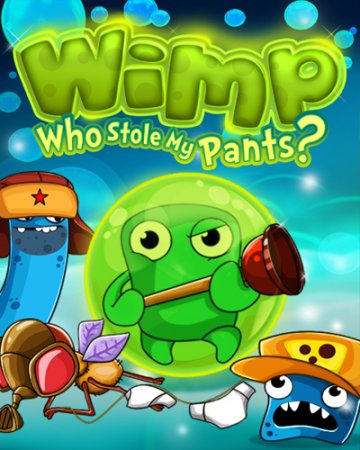 Wimp - Who Stole My Pants