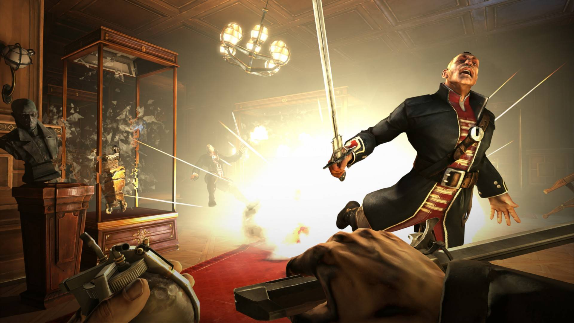 Скриншот к игре Dishonored - Game of the Year Edition (2012) PC | RePack от R.G. Механики