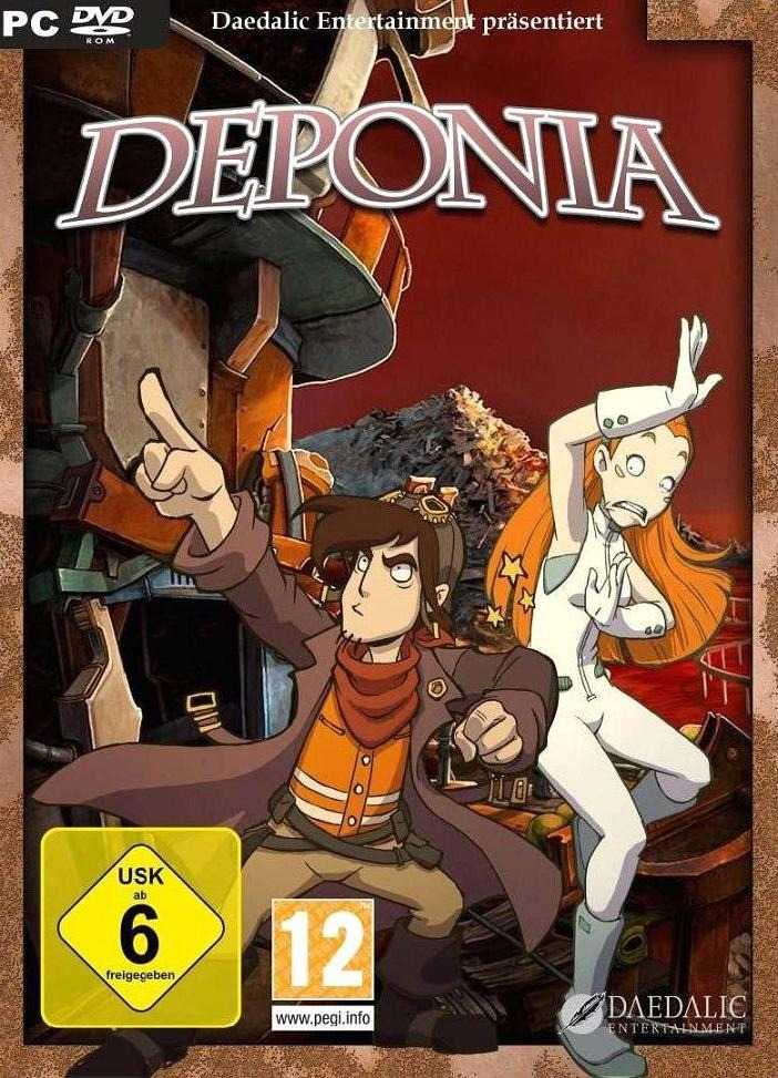 Deponia - Trilogy