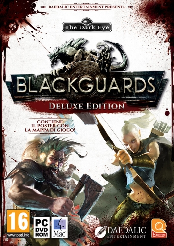 Blackguards: Deluxe Edition