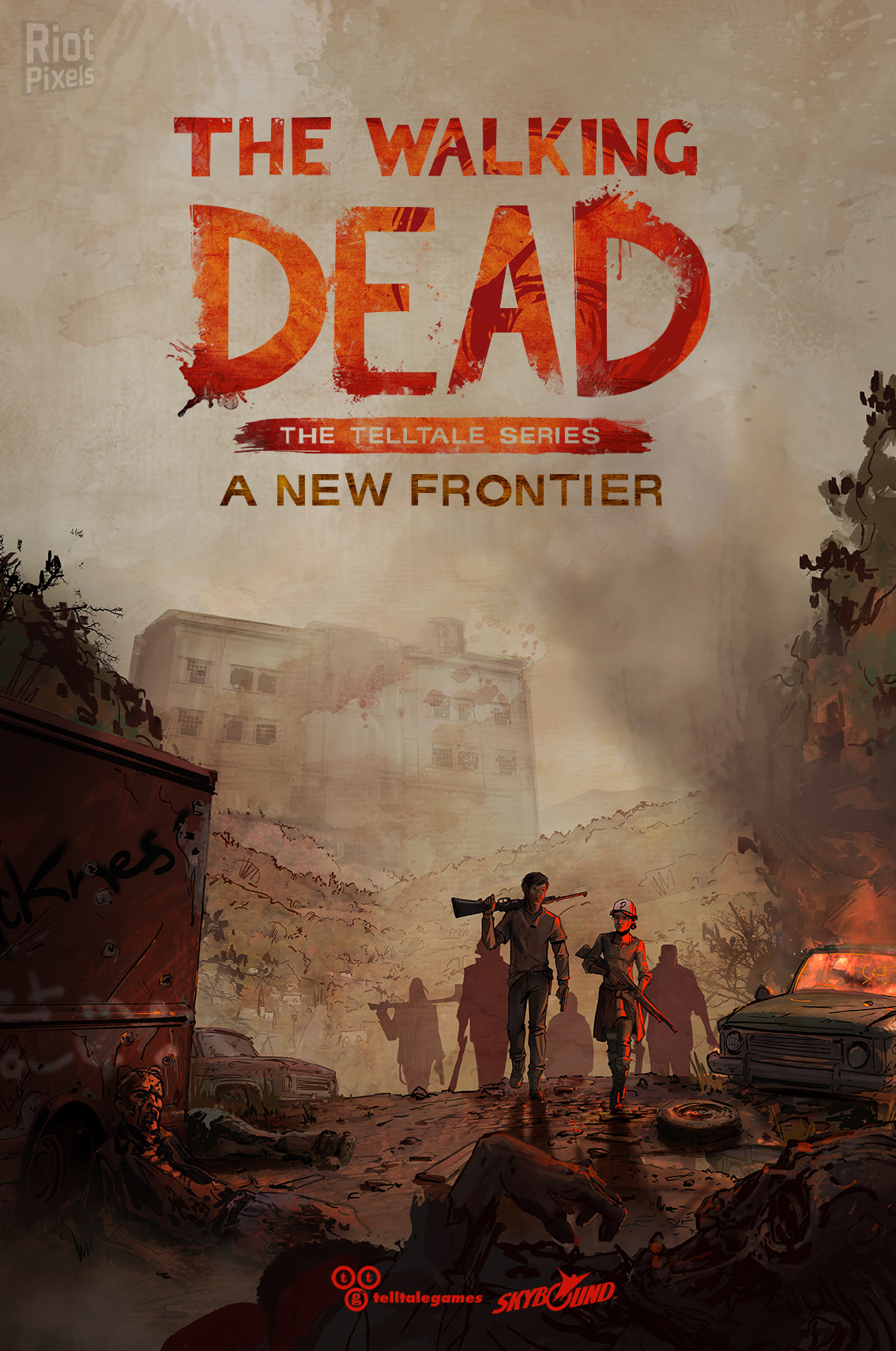 The Walking Dead: A New Frontier - Episode 1-2
