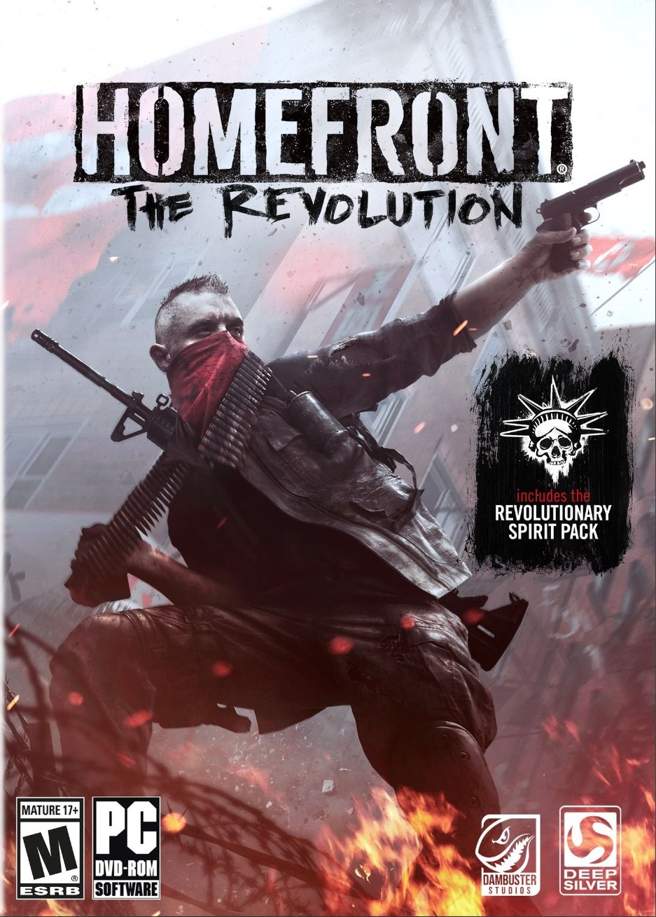 Homefront: The Revolution. Freedom Fighter Bundle (2016)