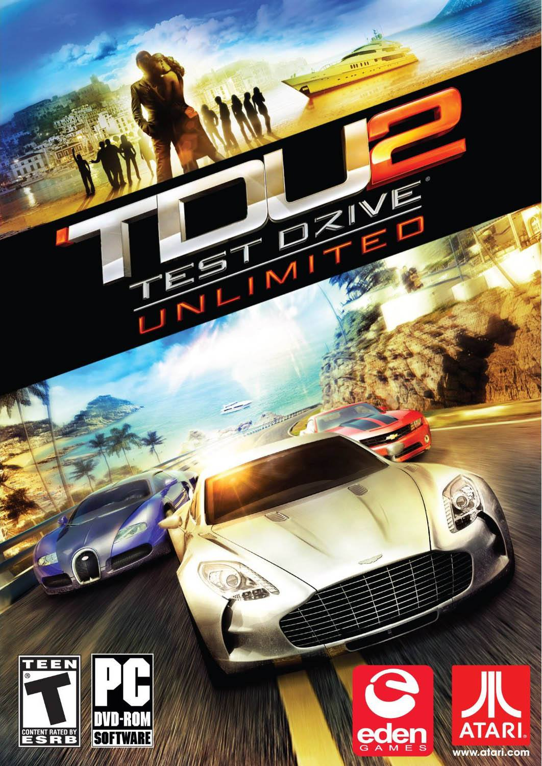 Test Drive Unlimited 2: Complete Edition (2011)