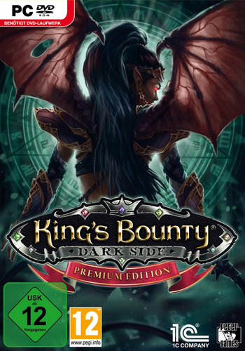 King's Bounty: Темная Сторона / King's Bounty: Dark Side