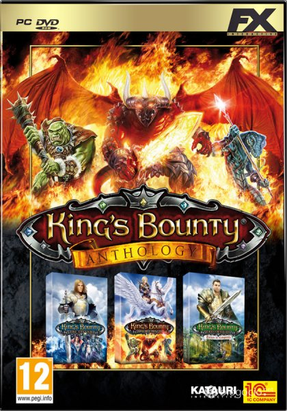 King's Bounty - Anthology