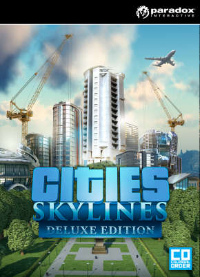 Cities: Skylines - Deluxe Edition [v 1.12.3-f2 + DLC]