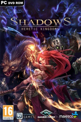 Shadows: Heretic Kingdoms - Book One. Devourer of Souls