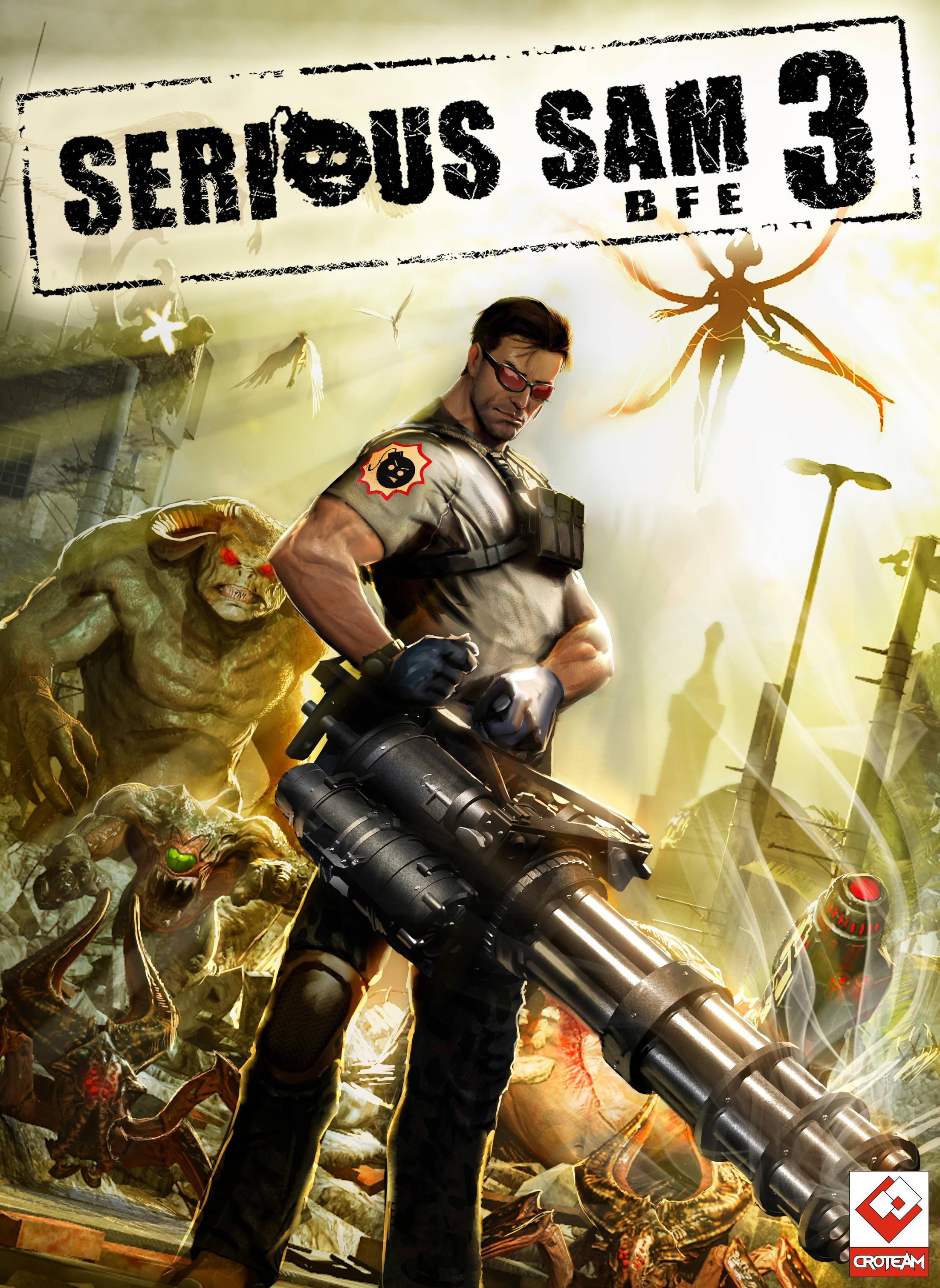 Serious Sam - Anthology / Serious Sam - Антология