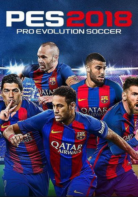 PES 2018 / Pro Evolution Soccer 2018: FC Barcelona Edition