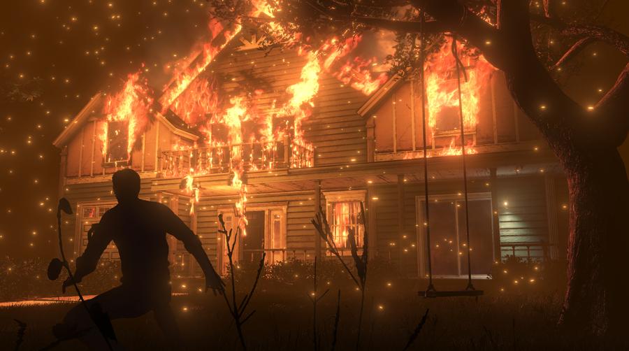 Скриншот к игре The Evil Within 2 (2017) скачать торрент RePack