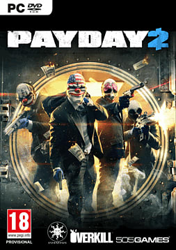 PayDay 2: Ultimate Edition [v 1.94.862]