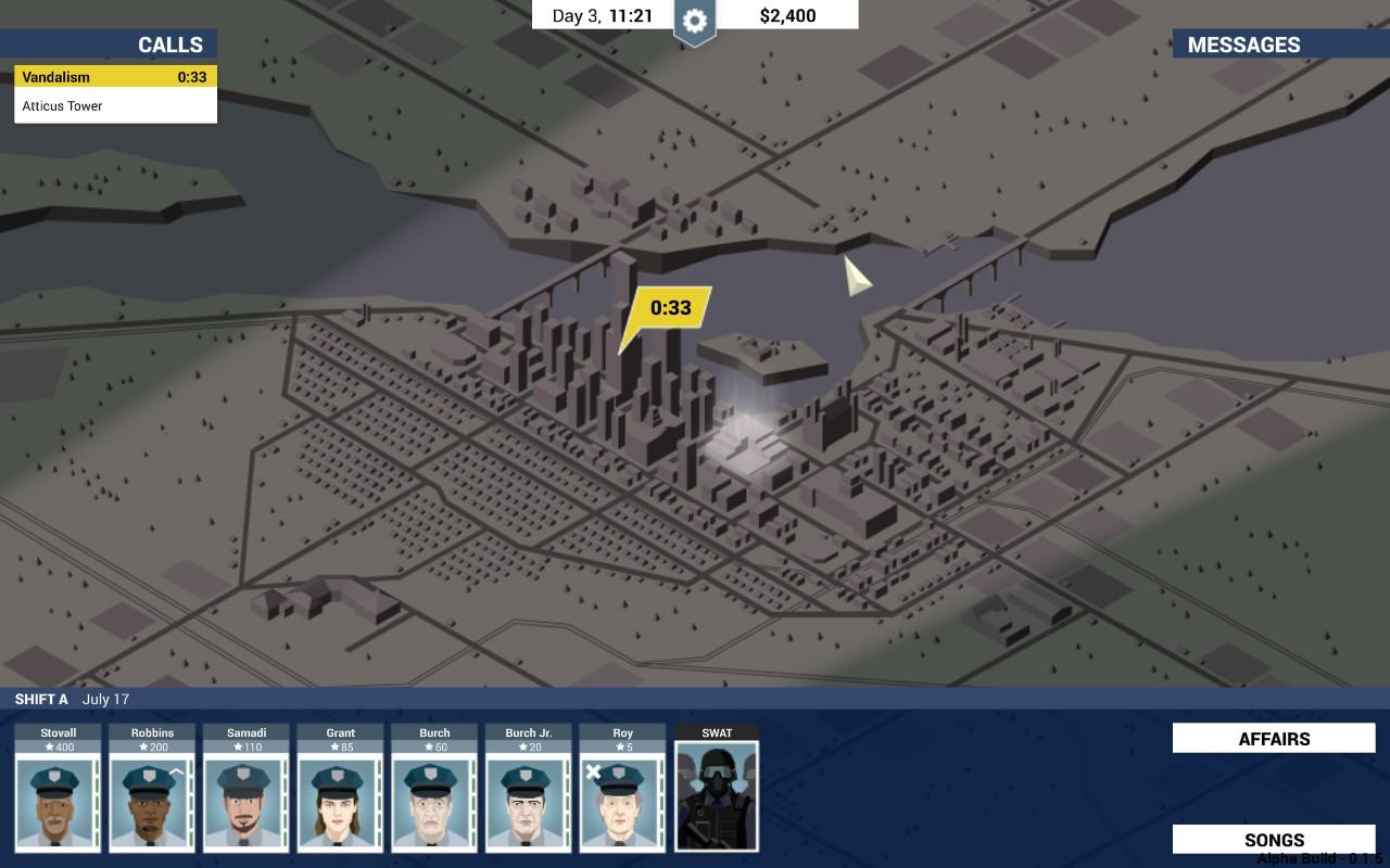 Скриншот к игре This Is the Police [v 1.1.3.0] (2016) PC | RePack от R.G. Механики