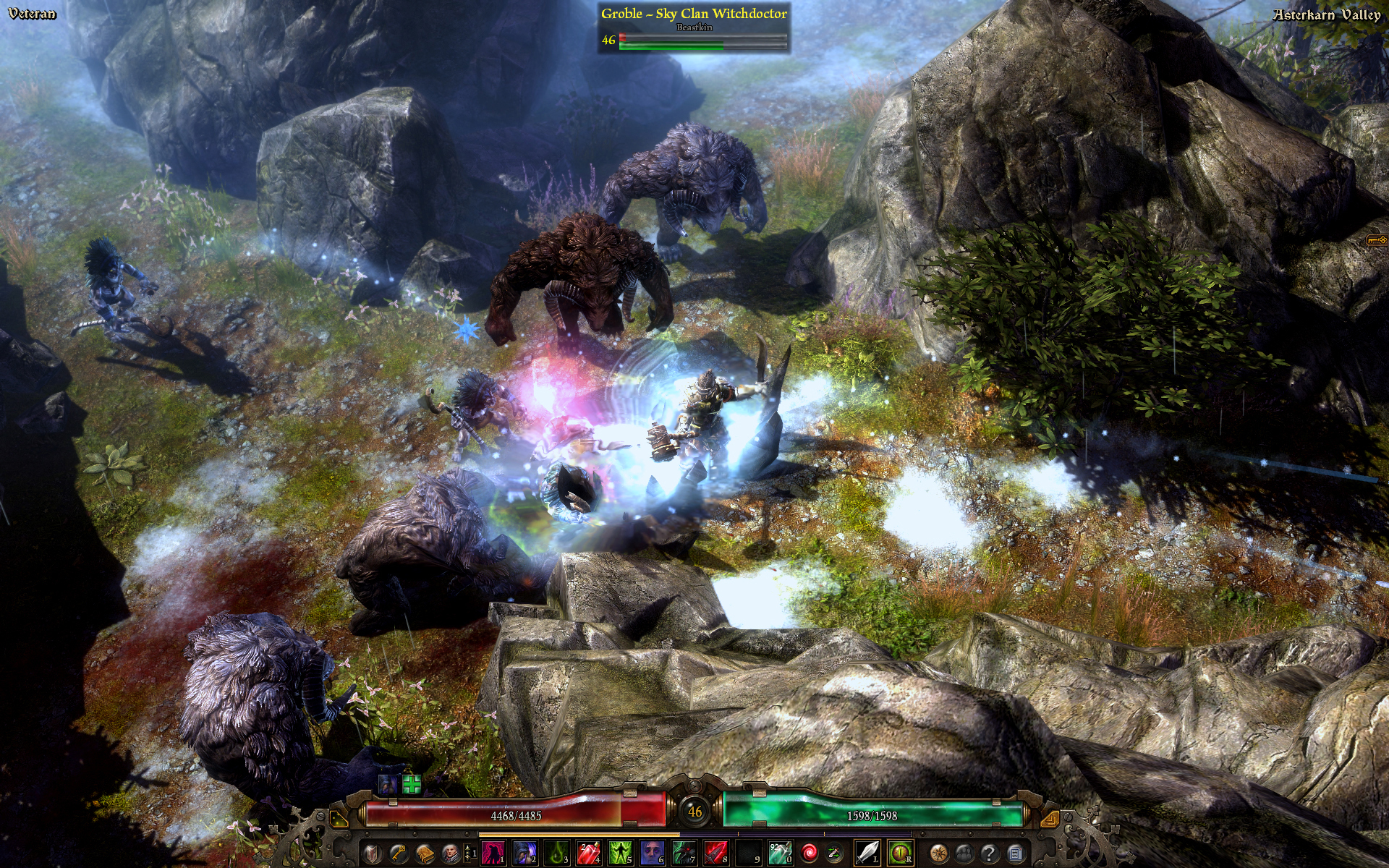 Скриншот к игре Grim Dawn [v 1.0.5.0 + DLC's] (2016) PC | RePack от R.G. Механики