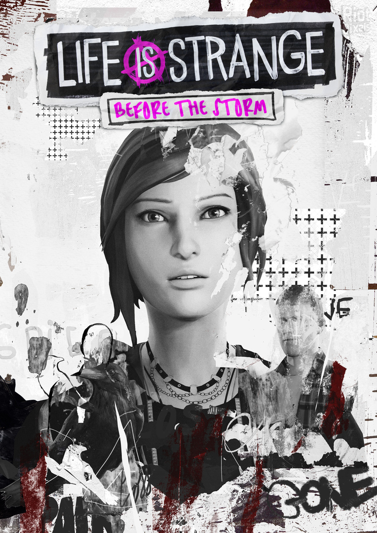 Life is Strange: Before the Storm. Episode 1-3