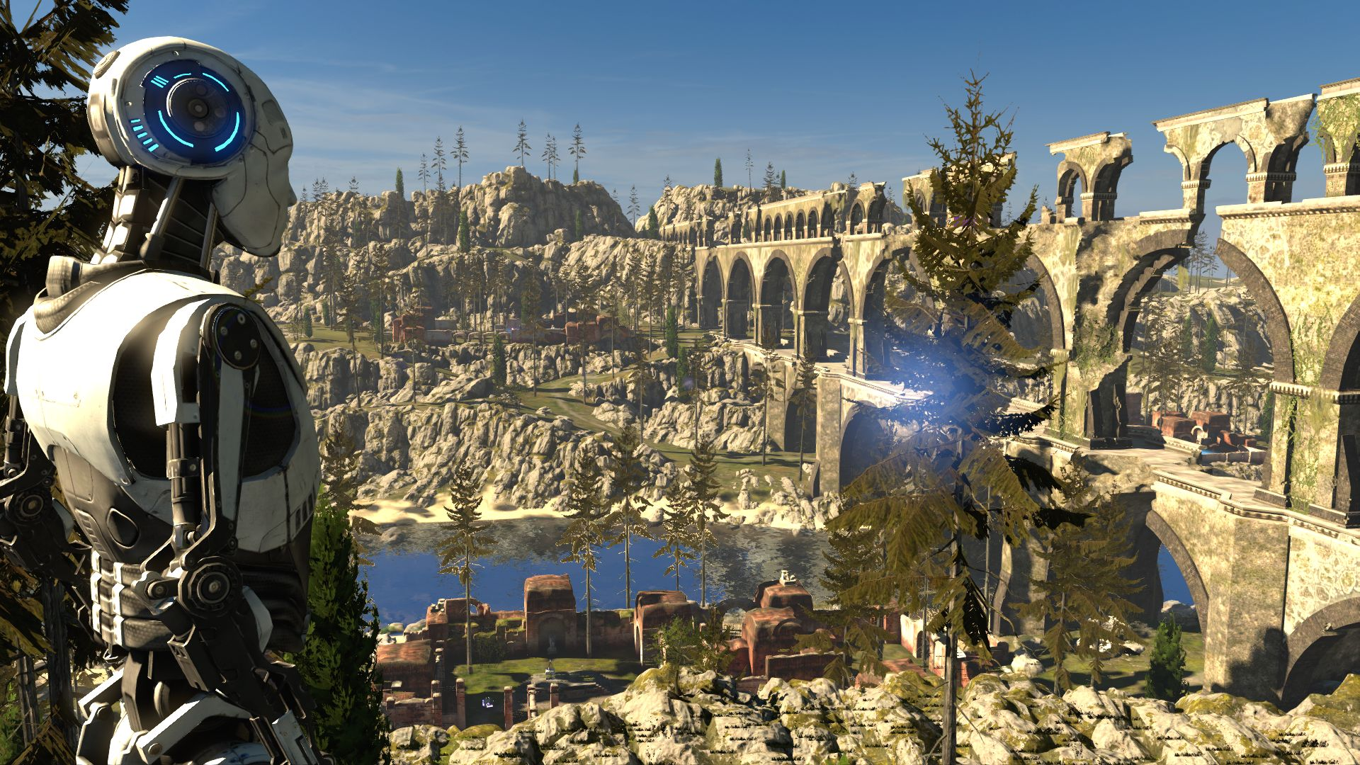 Скриншот к игре The Talos Principle: Gold Edition [v 326589 + DLCs] (2014) PC | RePack от R.G. Механики