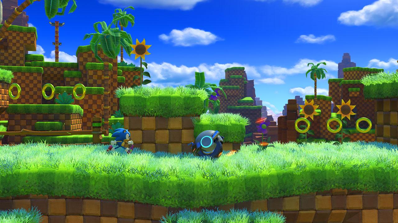 Скриншот к игре Sonic Forces [v 1.04.79 + 6 DLC] (2017) PC   RePack от R.G. Механики