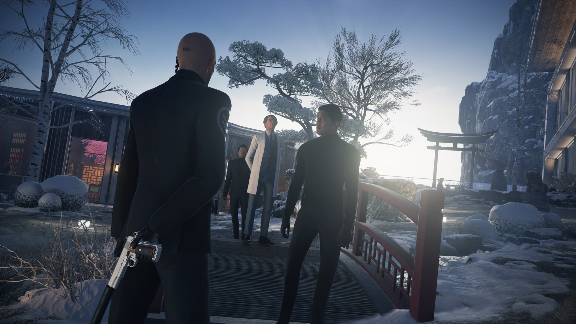 Скриншот к игре Hitman: The Complete First Season - GOTY Edition [v 1.13.2 + DLC's] (2016) PC | RePack от R.G. Механики