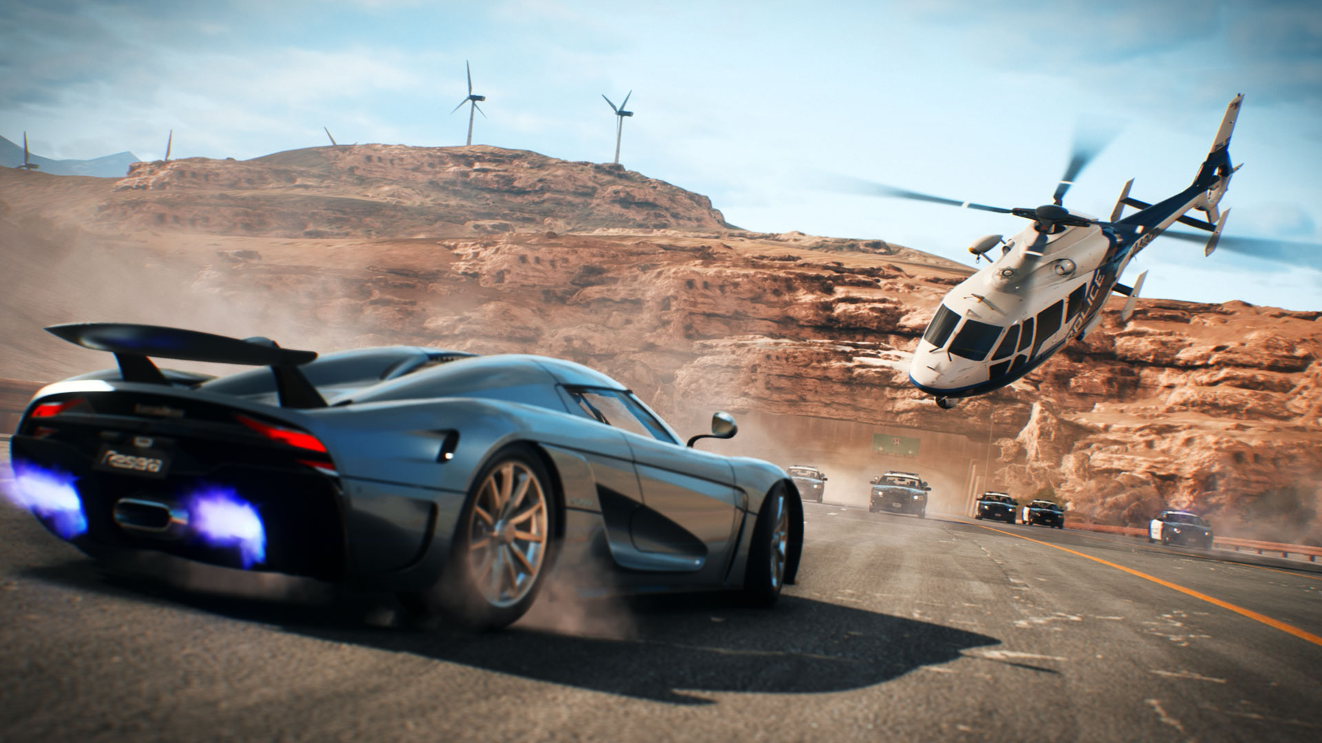 Скриншот к игре Need for Speed: Payback (2017) PC | RePack от R.G. Механики