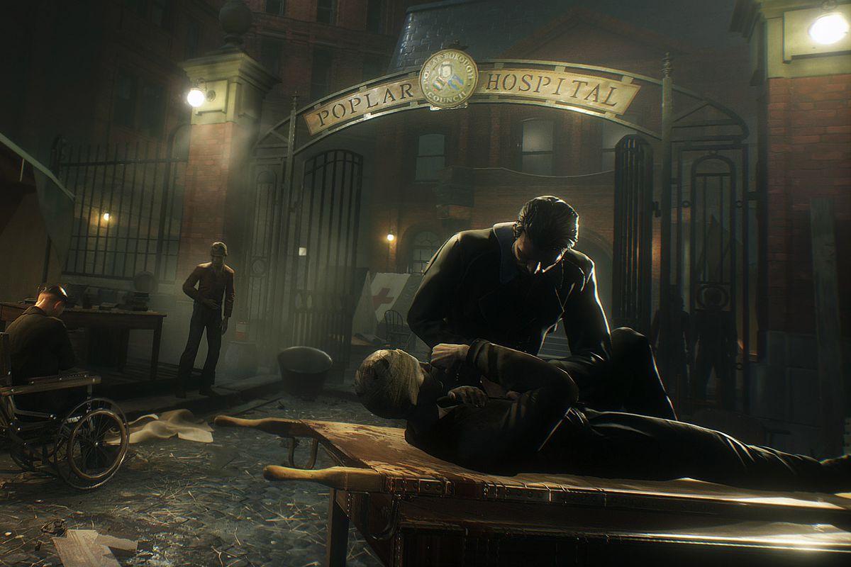 Скриншот к игре Vampyr [Update 3 + DLC] (2018) PC | RePack от R.G. Механики