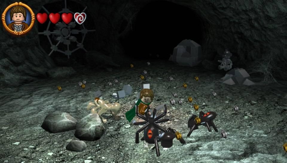 Скриншот к игре LEGO: The Lord Of The Rings (2012) PC | RePack от R.G. Механики