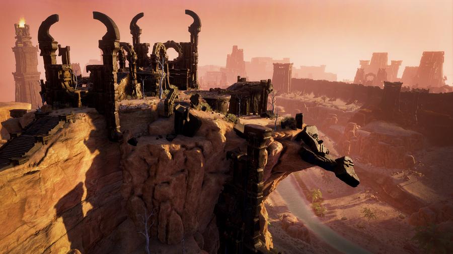 Скриншот к игре Conan Exiles (build 196231) (2018) скачать торрент RePack
