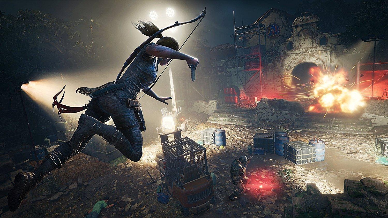 Скриншот к игре Shadow of the Tomb Raider Croft Edition