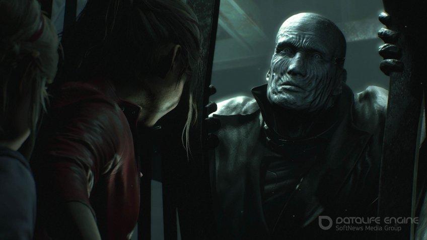 Скриншот к игре Resident Evil 2 Remake
