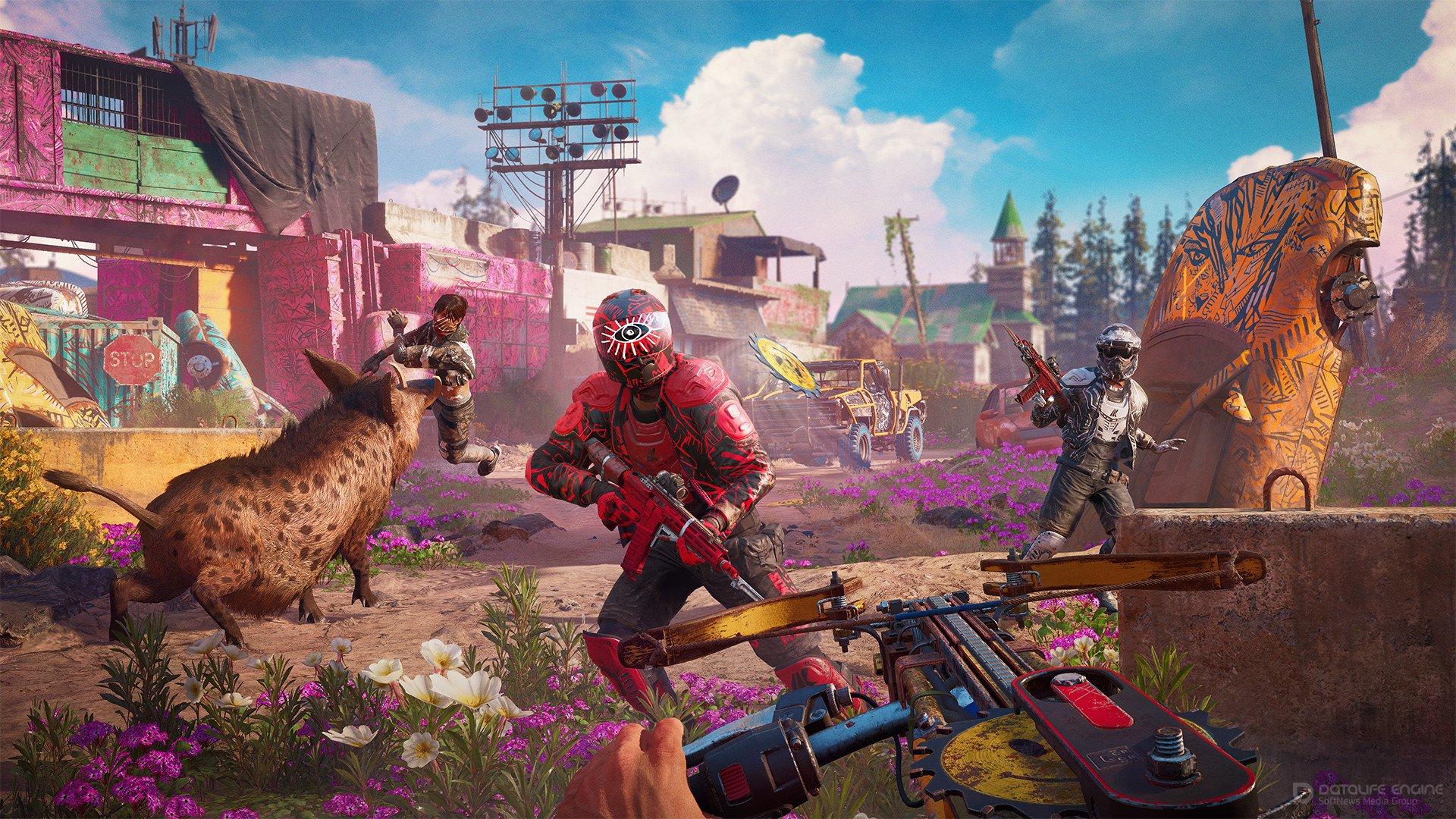 Скриншот к игре Far Cry New Dawn