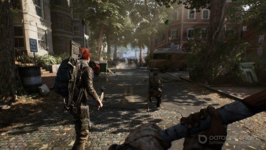 Скриншот к игре Overkill's The Walking Dead [v 2.0.1 + DLCs] (2018) PC | RePack от R.G. Механики