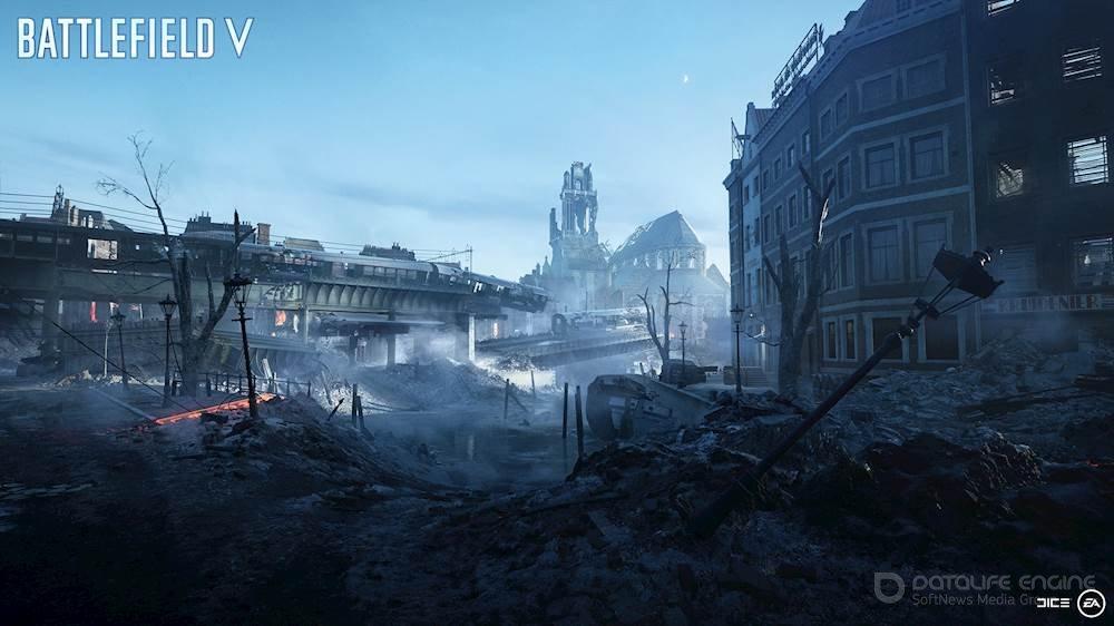 Скриншот к игре Battlefield V (2018) PC | Repack от R.G. Механики