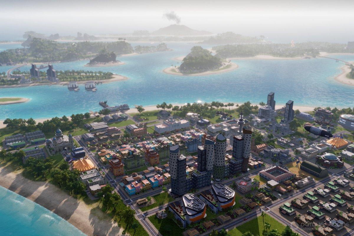 Скриншот к игре Tropico 6 El Prez Edition [1.062.Rev.106613] (2019) скачать торрент RePack от xatab