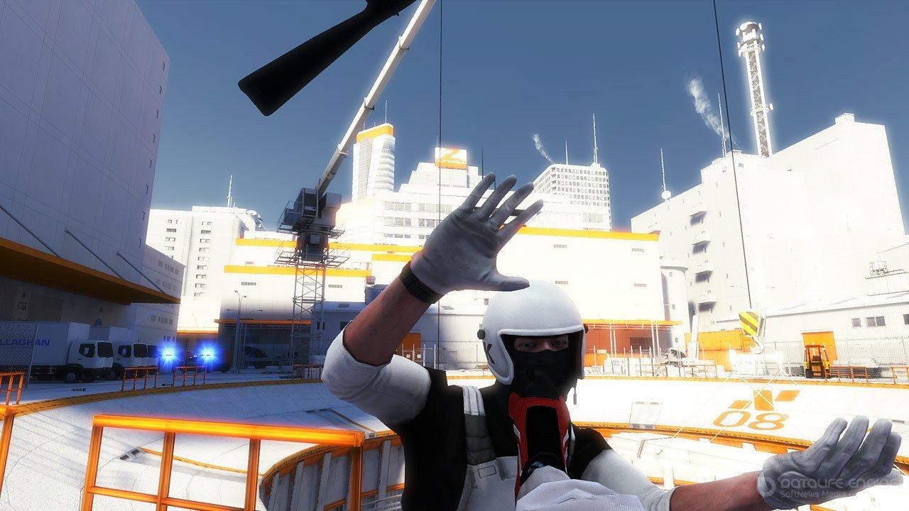 Скриншот к игре Mirror's Edge v.1.0.1.0 [GOG] (2009) скачать торрент Лицензия