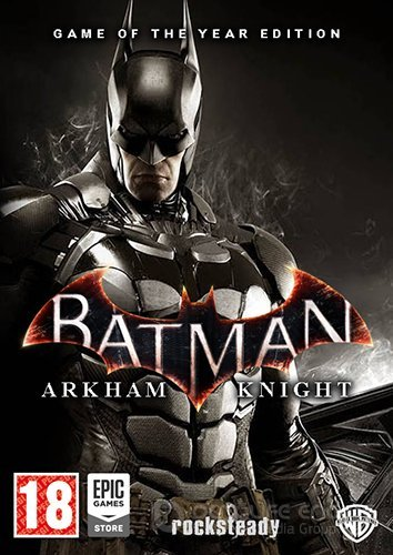 Batman: Arkham Batman: Arkham Knight - Game of the Year Edition