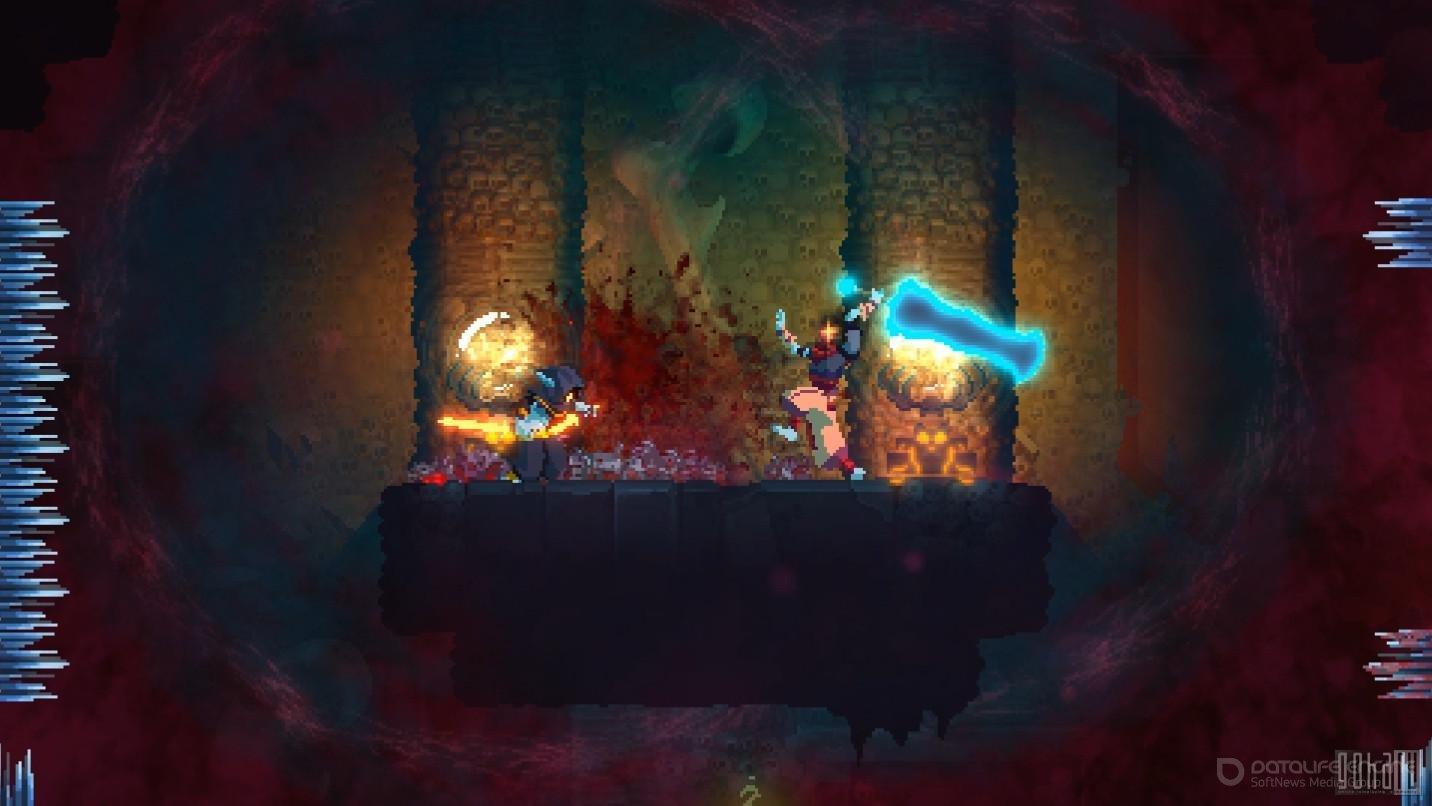 Скриншот к игре Dead Cells v.1.7.8 [GOG] (2018) скачать торрент Лицензия