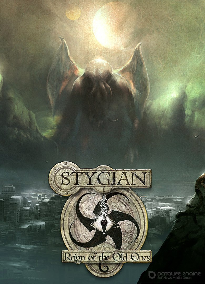 Stygian: Reign of the Old Ones v.1.1.5 [GOG] (2019)