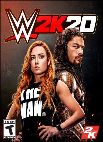 WWE 2K20 Deluxe Edition (v 1.08)