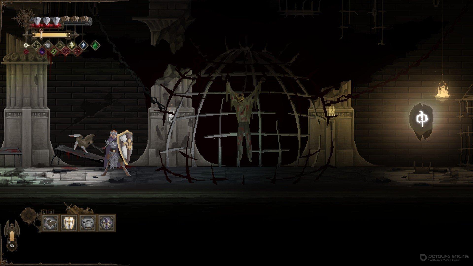 Скриншот к игре Dark Devotion v.1.0.44 [GOG] (2019) скачать торрент Лицензия