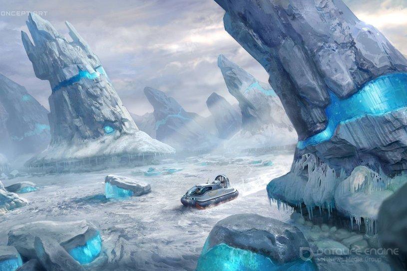 Скриншот к игре Subnautica: Below Zero {Build 27563 Version: Experimental, 1 May 2020 } (2019) скачать торрент RePack